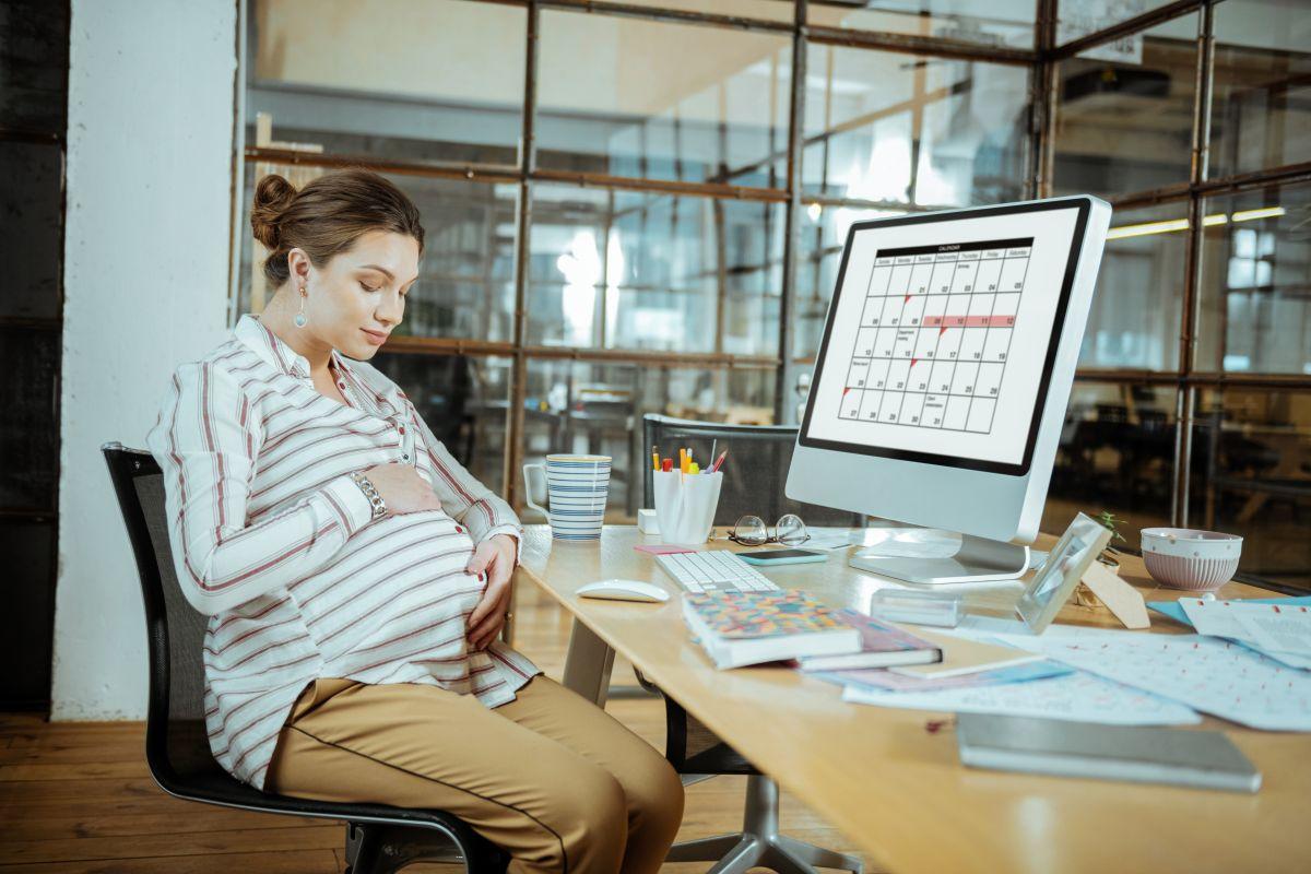 concediu de risc maternal