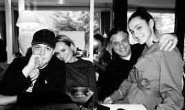 Andreea Esca si familia