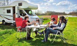 vacanță cu copiii în autorulotă