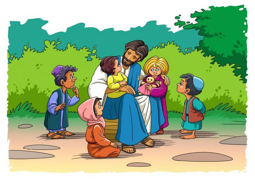 învierea pe înțelesul copiilor mici