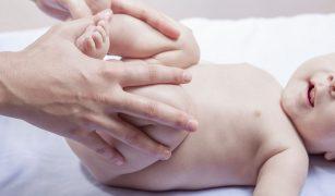 durerile de burtică ale bebelușului
