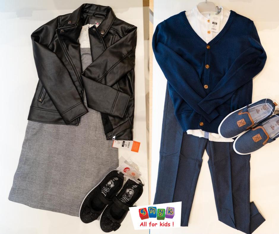 haine pentru școală