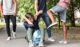 copii violenți