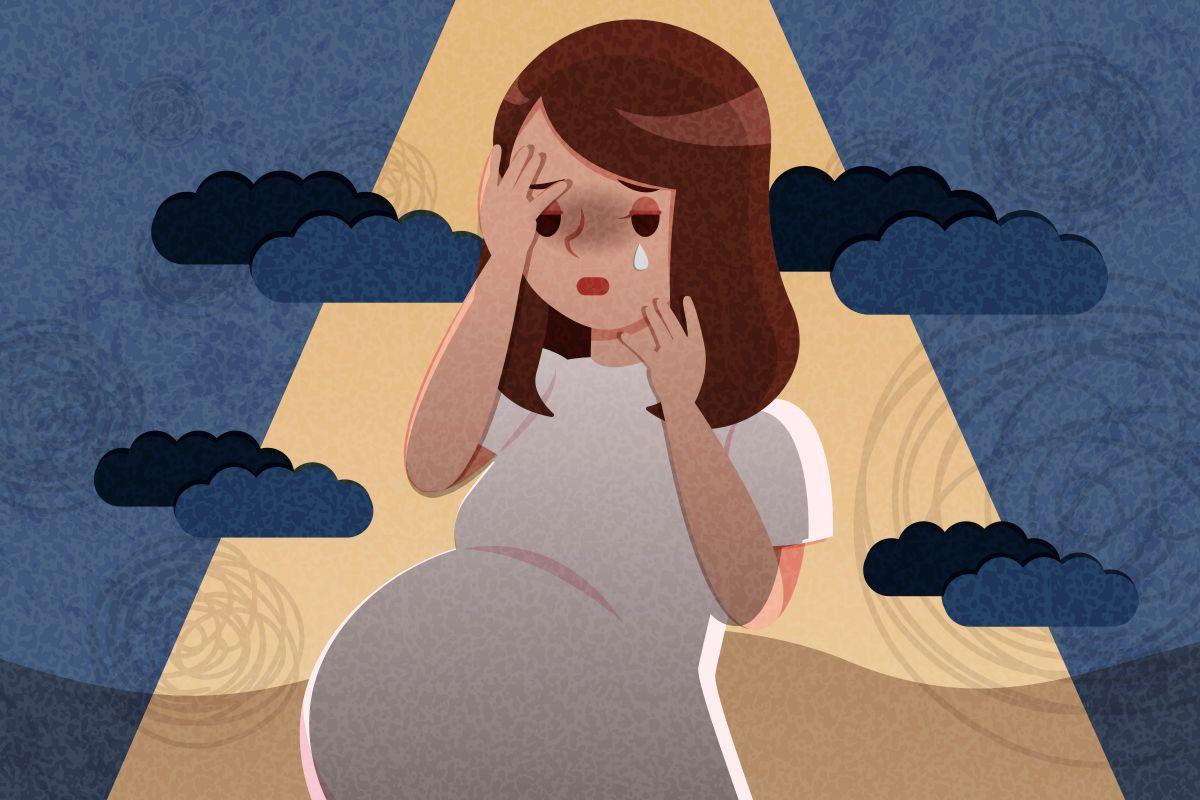 depresia prenatala