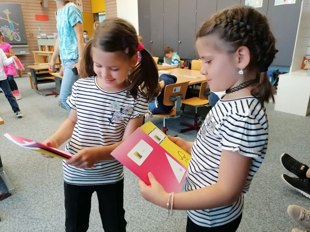 întoarcerea la școală în Elveția