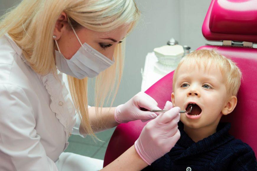 la dentist în pandemie
