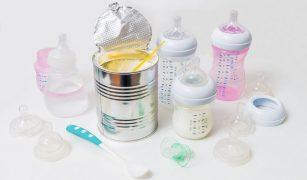 Bebelușii înghit particule de plastic