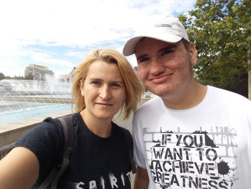 adolescent cu autism