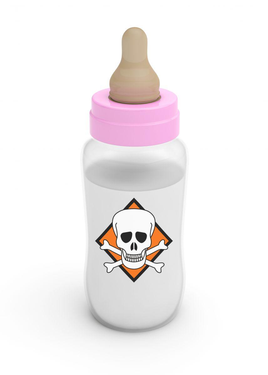 bebelușii înghit zilnic particule de plastic