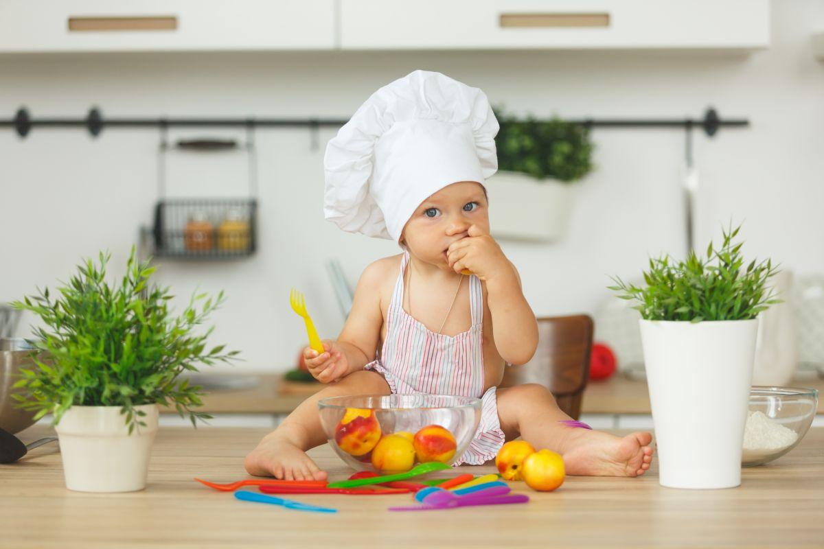 cele mai bune alimente pentru creierul bebelușului
