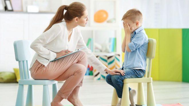psiholog pentru copii