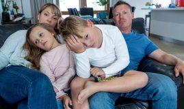 riscurile izolării pentru copii și părinți