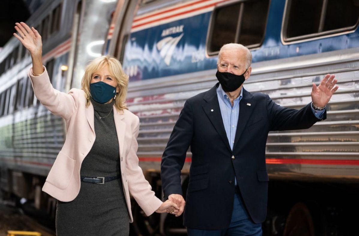 jill și joe campanie 2020