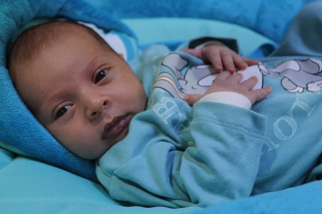 băiețel născut la Medgidia