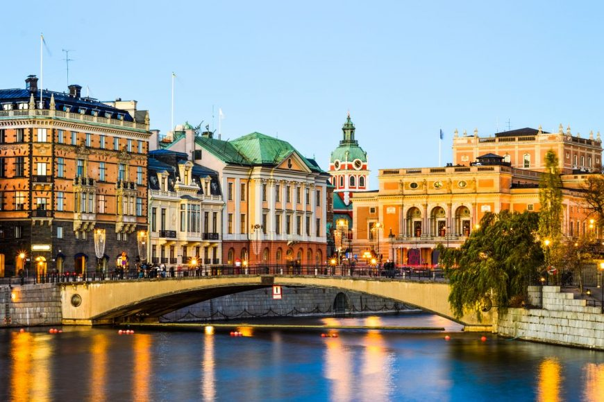city break la stockholm