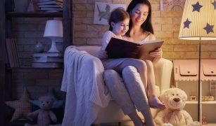 cum să-ți faci copilul să iubească poveștile