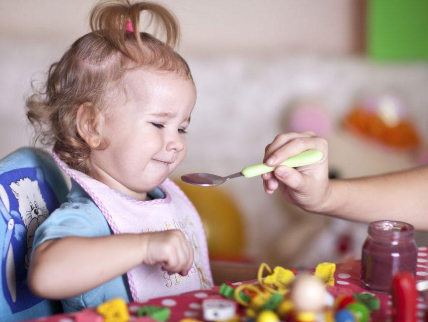 diversificarea unui copil mofturos