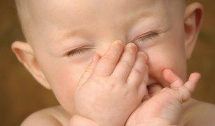 mirosuri care deranjează bebelușii