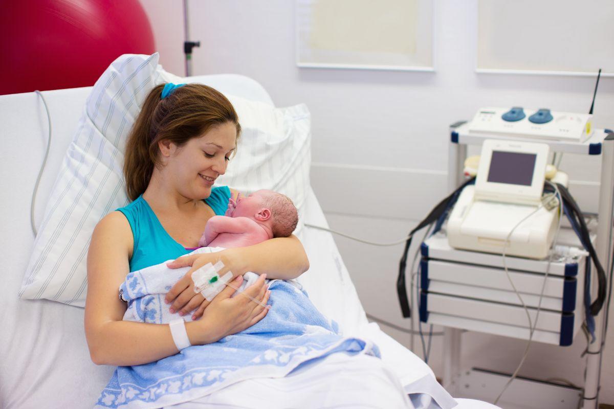 naștere cu epidurală