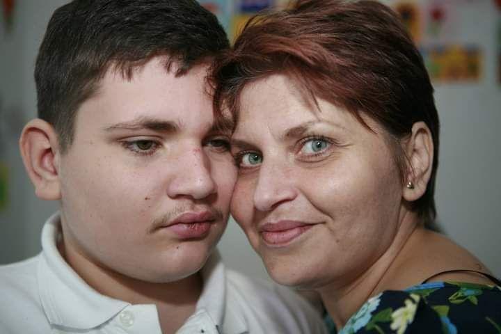 romania handicapata