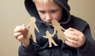 cum să îi spui copilului că divorțezi