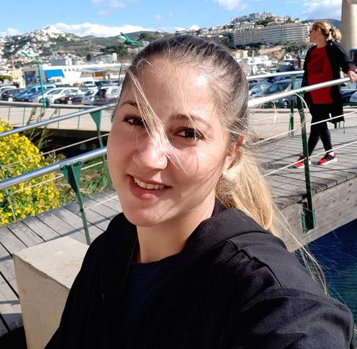 Cristina Toncu a murit la 7 ore după ce a născut. Sursa foto: Facebook