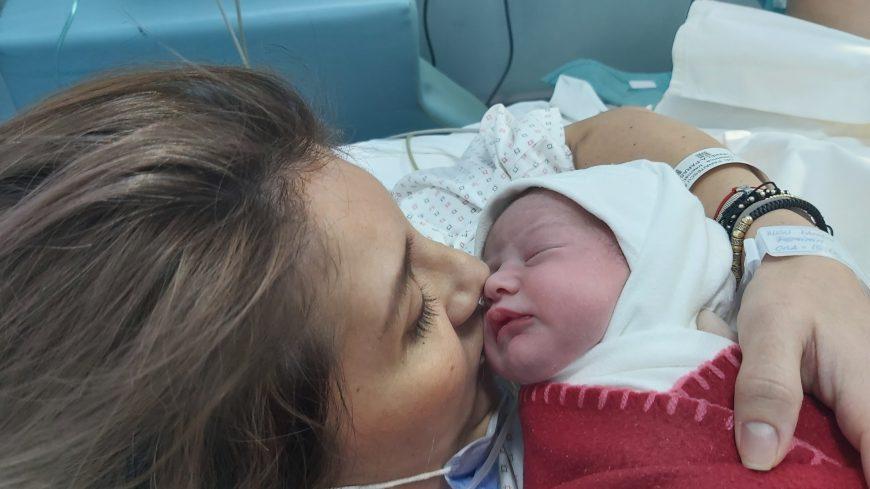 naștere în londra