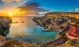 panorama malta