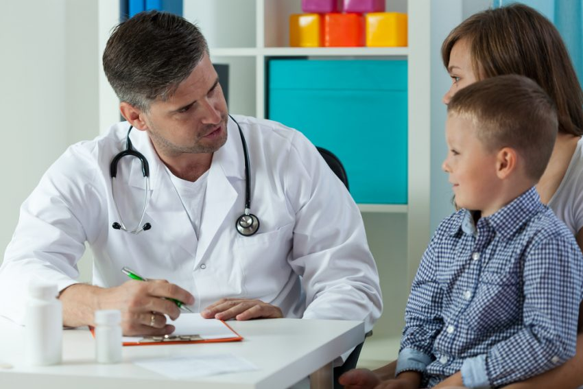 copil la neurolog