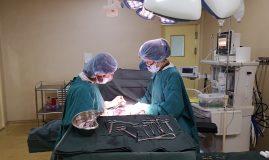 nașterea prin cezariană