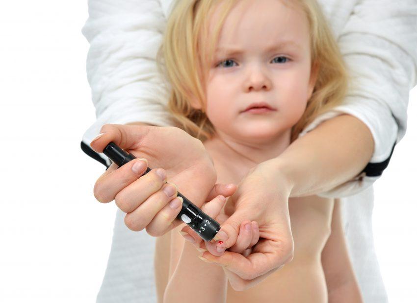 test de glicemie pentru copii