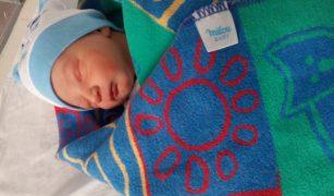 nou nascut, la ginecologie 3