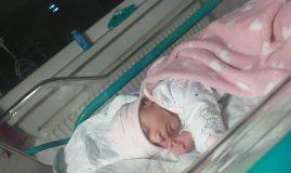 nou nascut la maternitatea din bistrita