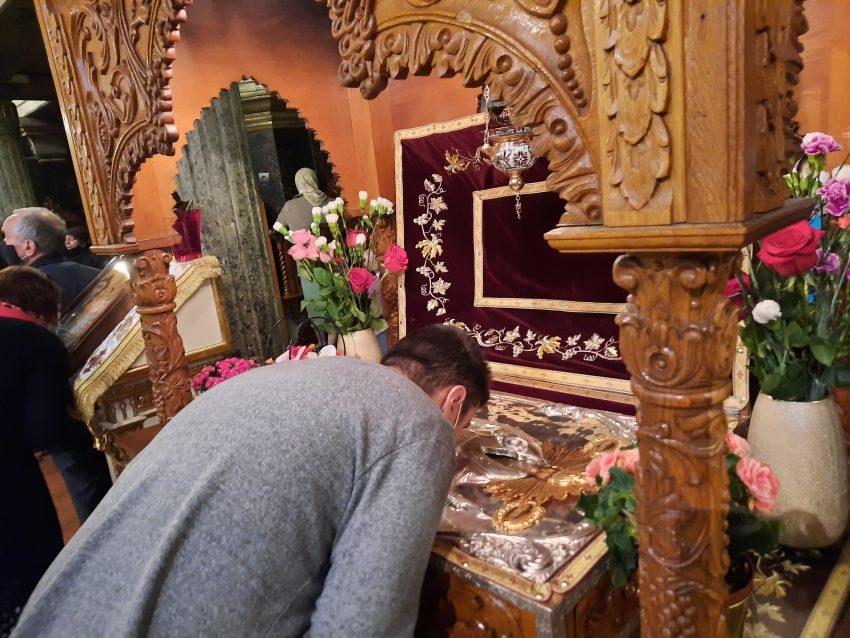 miracolul de la biserica Sf. Spiridon