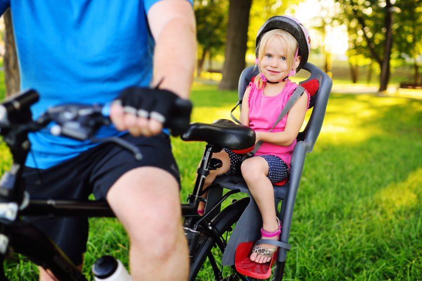 scaun de bicicletă pentru copii