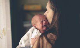 am nascut si nu am lapte
