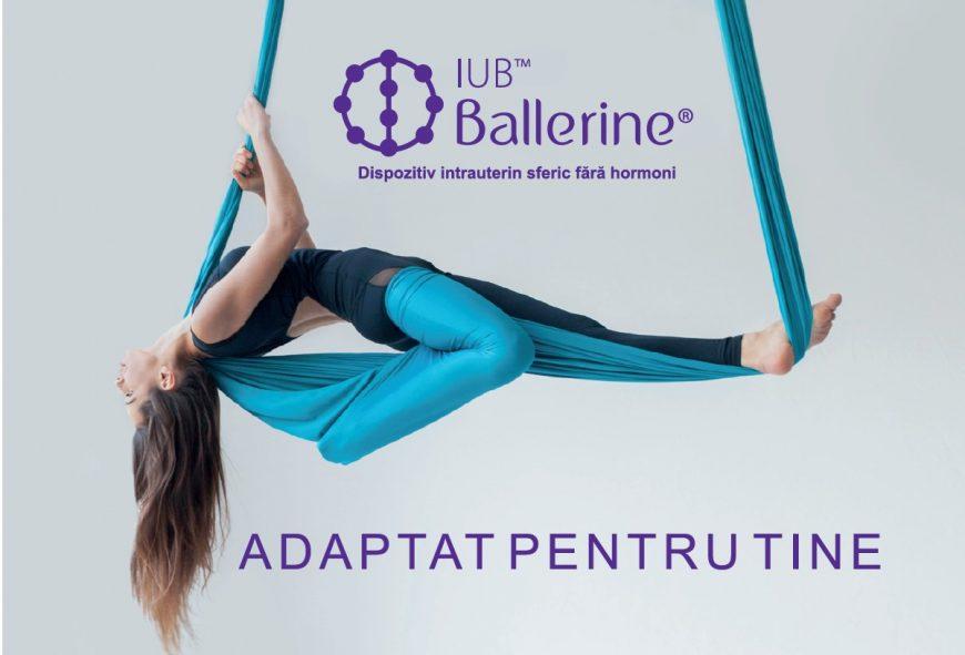 steriletul IUB Ballerine