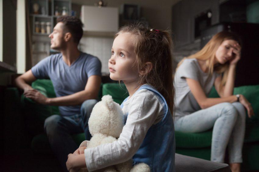 părinți certați