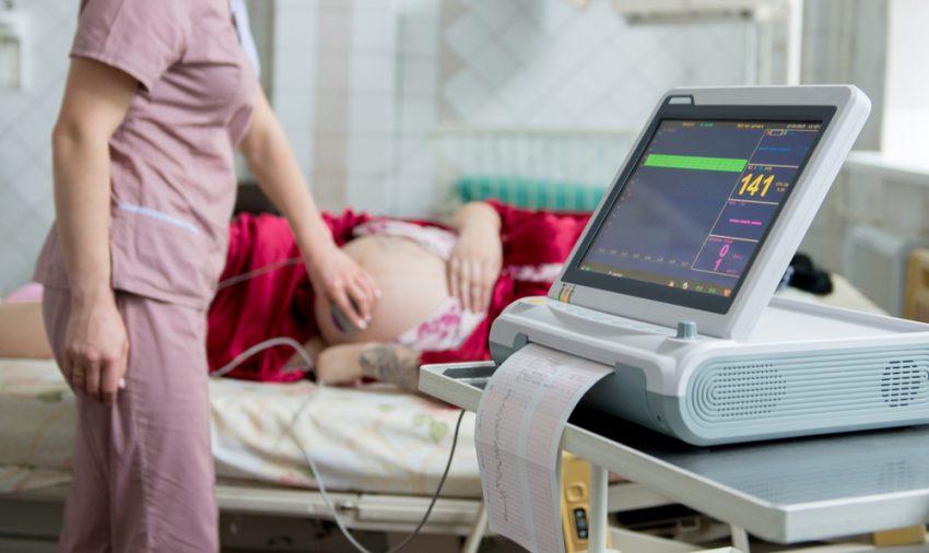 monitorizare gravidă
