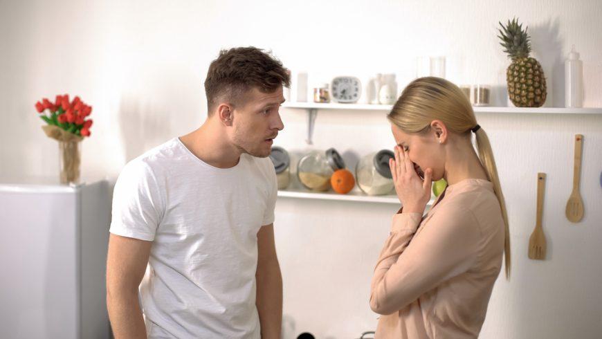 ceartă în cuplu