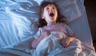 somn agitat la copii