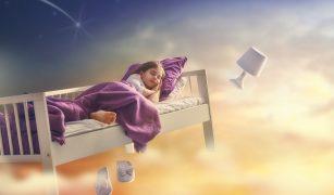 somnul la copii