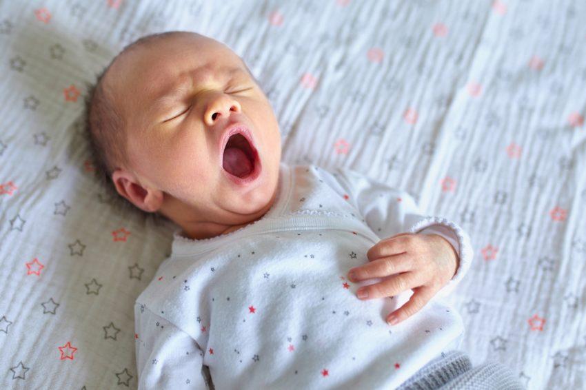 Somnul bebelușului