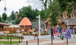 stațiuni pentru familii cu copii în România