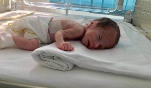 nou născut prematur